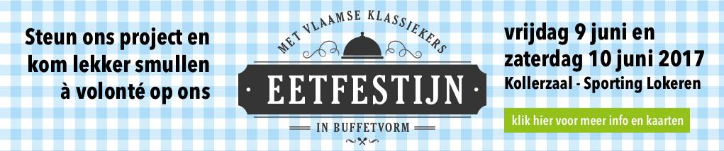 Kom naar ons eetfestijn met Vlaamse klassiekers