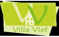 Villa Vief vzw – een thuis voor jongeren met een matig verstandelijke beperking Logo