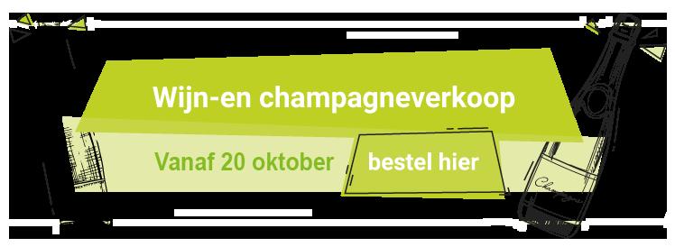 wijn- en champagneverkoop